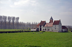 The french farm Stock Images
