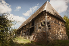 French Farm Building Stock Photos