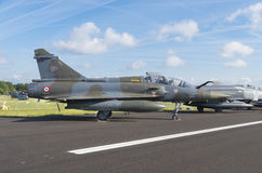 French fighter Royalty Free Stock Photo