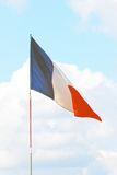 French flag. Royalty Free Stock Images