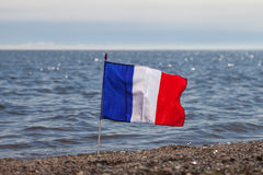 French flag. Royalty Free Stock Image