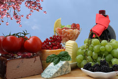 French Food Royalty Free Stock Photography