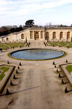French formal garden Royalty Free Stock Photos
