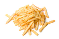 French fried potatoes Stock Image