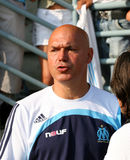 French friendly soccer match OM vs TFC Royalty Free Stock Photography