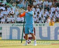 French friendly soccer match OM vs TFC Stock Photo