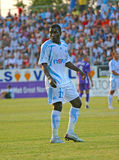 French friendly soccer match OM vs TFC. Olympique de Marseille's Mamadou Niang during the french friendly soccer match, Olympique de Marseille vs Toulouse Stock Photography