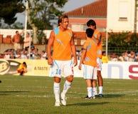 French friendly soccer match OM vs TFC Stock Photography