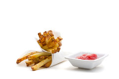 Free French Fries Royalty Free Stock Photography - 14748167