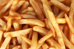 French Fries. Freshly Cooked French Fries Photograph royalty free stock image