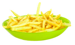 French fries. Fast food potatoes Stock Image