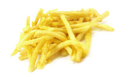 French fries 2 Royalty Free Stock Photo
