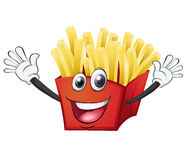 A french fries Stock Photos