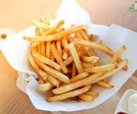 Free French Fries Royalty Free Stock Photo - 84975405