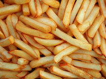 Free French Fries Royalty Free Stock Image - 908236