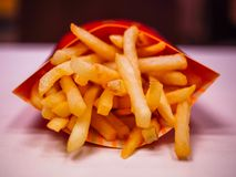 Free French Fries Royalty Free Stock Images - 91707879