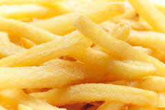 French Fries Background Royalty Free Stock Photography