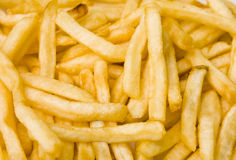 French Fries Background Royalty Free Stock Photo