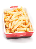 French fries in a bowl Royalty Free Stock Photography