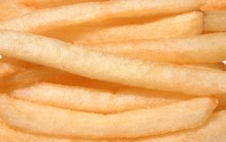 French Fries Chips royalty free stock photos