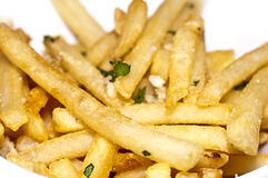 French fries close up Stock Photo