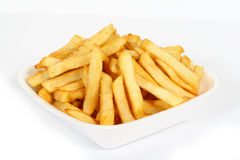 French Fries Closeup Royalty Free Stock Photography