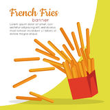 French Fries Crispy Potatoes Royalty Free Stock Photo