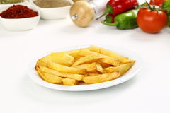 French fries Royalty Free Stock Photos