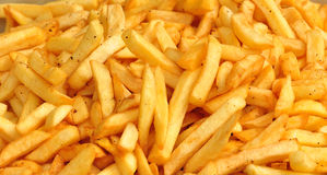 French fries. A lot of french fries