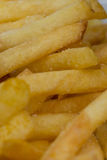 French fries macro, french fries closeup Stock Image