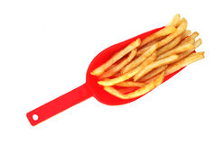 French fries potatoes Royalty Free Stock Image