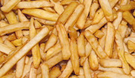 French fries potatoes Royalty Free Stock Images