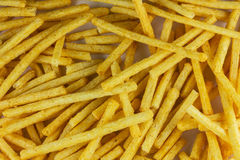 French fries. And served to everyone Royalty Free Stock Photos