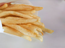 French fries tasty Royalty Free Stock Image