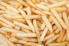French fries for wallpaper Royalty Free Stock Photography