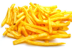 French fries. An  French fries on white background Stock Photo