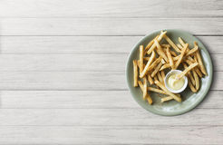 French fries. royalty free stock image