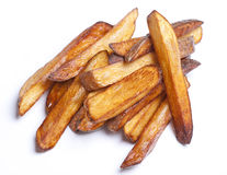 French Frites Royalty Free Stock Images