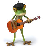 French frog Stock Image