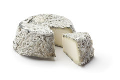 French Goats cheese Royalty Free Stock Photography