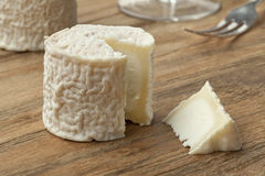 French goats cheese Stock Images