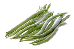 French green beans Royalty Free Stock Photography