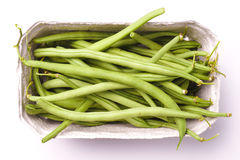 French Green Beans, Haricots Verts Stock Photos