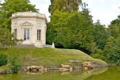 French green garden Royalty Free Stock Photography