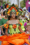 French Guiana Annual Carnival Royalty Free Stock Images