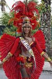 French Guiana Annual Carnival Stock Images