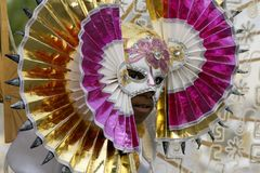 French Guiana Annual Carnival Royalty Free Stock Photo