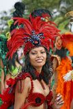 French Guiana carnival Royalty Free Stock Photography