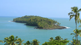 French Guiana, Iles du Salut (Islands of Salvation): Devils Island Stock Photography