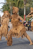 French Guiana's Annual Carnival 2011 Stock Photos